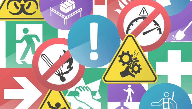 Health and Safety Icons - Download Pack of 135 Icons | Pro-Sapien