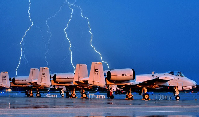 Aviation Safety: Lightning protection and other lessons from the forerunner in safety