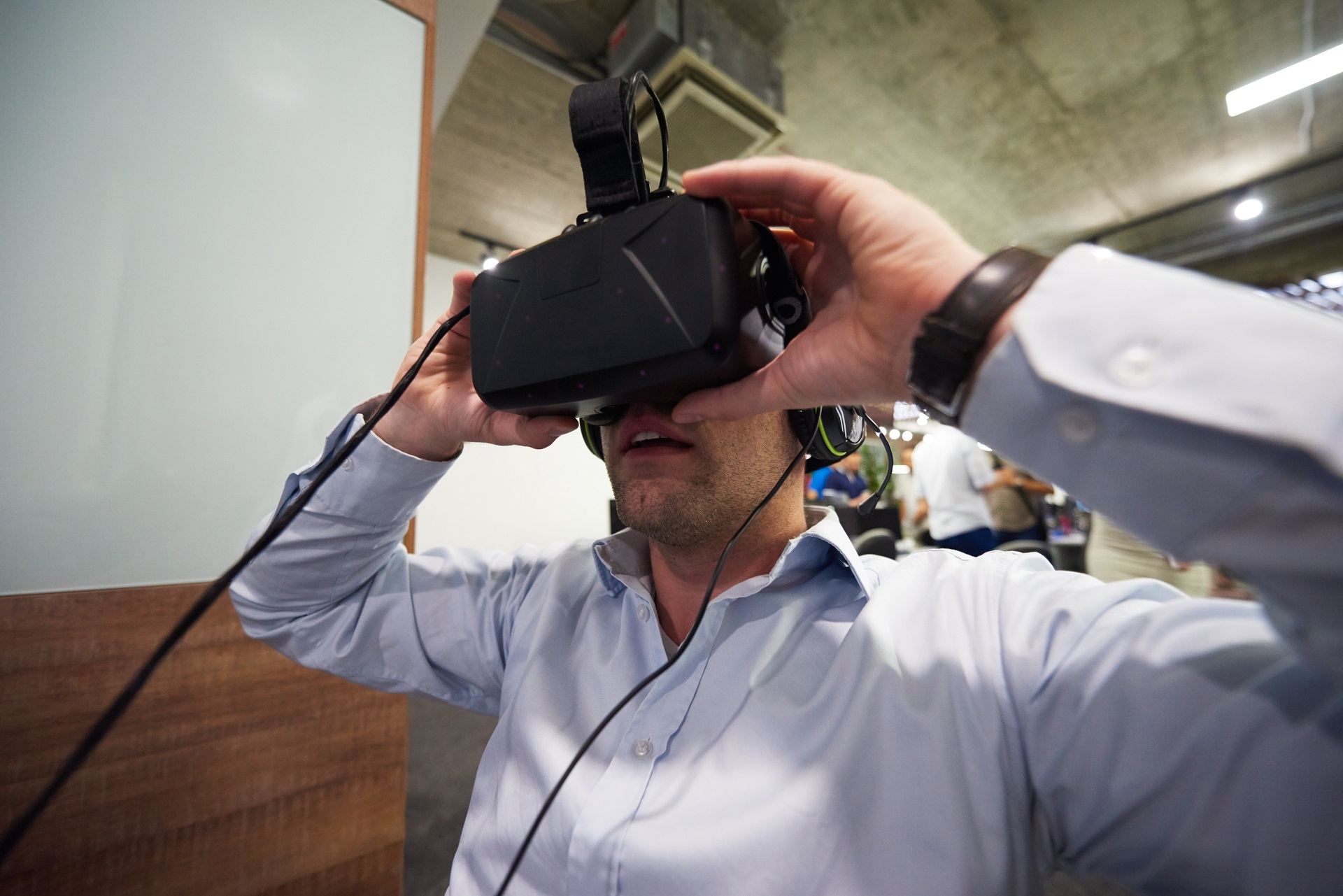 Virtual Reality in Safety Training: A realistic method?