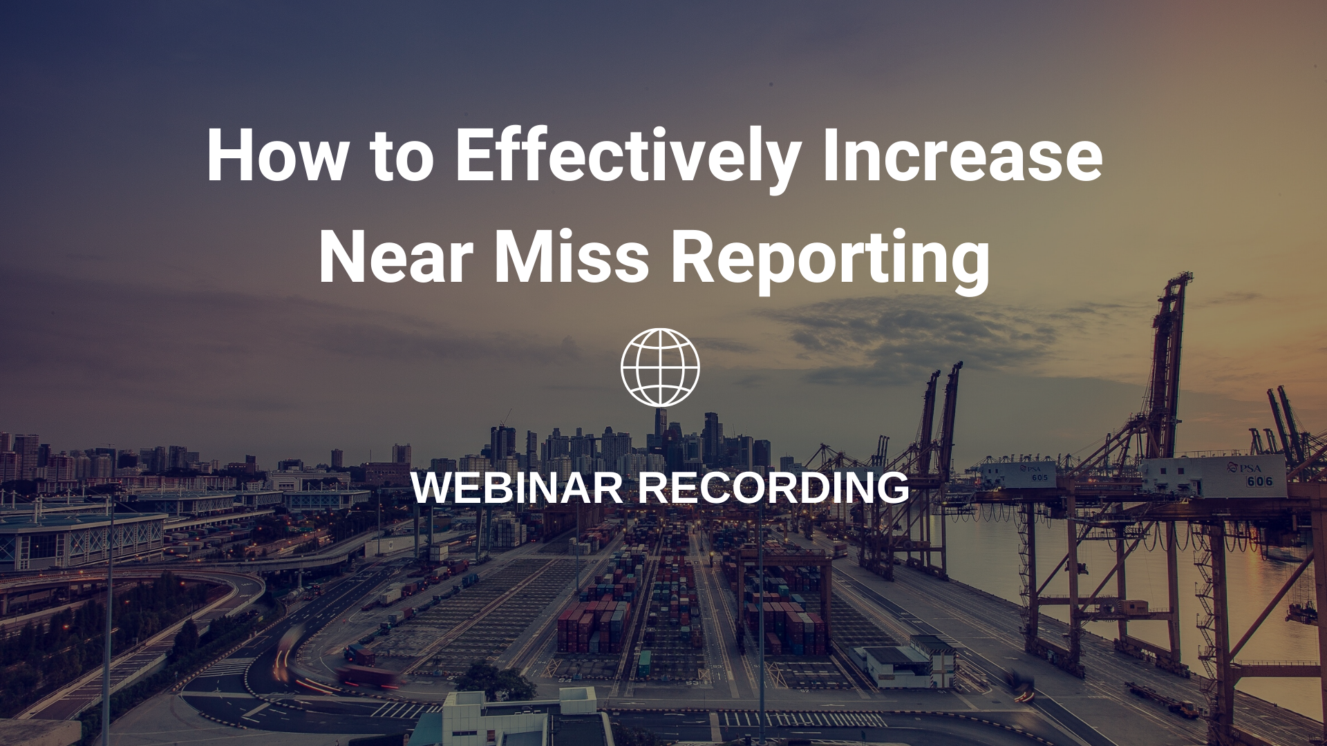 How to Effectively Increase Near Miss Reporting
