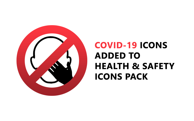 New COVID-19 Icons Pack Published by Pro-Sapien