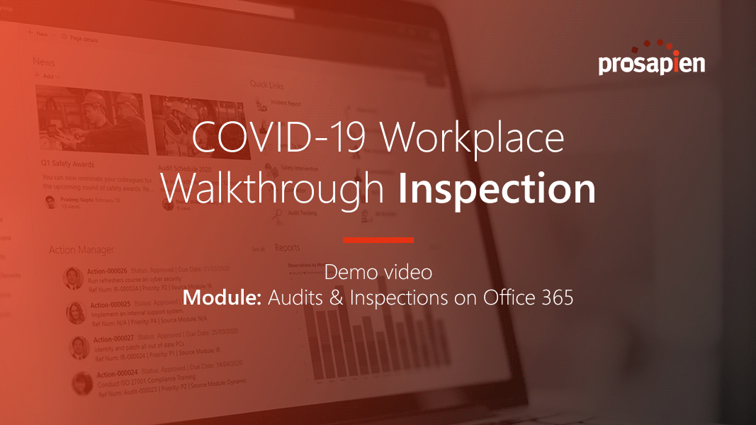COVID-19 Inspection